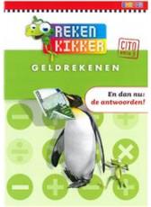 Rekenkikker - geldrekenen antwoordenboek