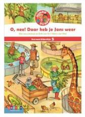 Humpie Dumpie editie 2 - Leeswerkboekje 5 - O, nee! Daar heb je Jans weer
