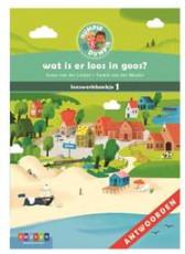 Per stuk leverbaar bij Schoolboekenthuis.nl: Humpie Dumpie editie 2 - Antwoordboekje 1 - Wat is er loos in goos? (ISBN 9789048729791)