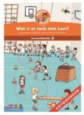 Per stuk leverbaar bij Schoolboekenthuis.nl: Humpie Dumpie editie 2 - Antwoordboekje 3 -Wat is er toch met Lars? (ISBN 9789048729814)