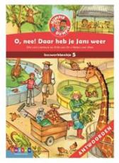 Per stuk leverbaar bij Schoolboekenthuis.nl: Humpie Dumpie editie 2 - Antwoordboekje 5 - O, nee! Daar heb je Jans weer (ISBN 9789048729838)