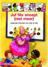 Juf Nix snoept (niet meer) (AVI-M5)