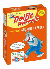 Dolfje Weerwolfje Kaartspel Spelling oefenen
