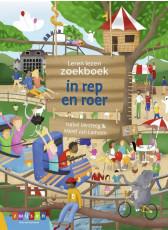 Leren lezen zoekboek - in rep en roer