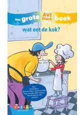 Het Grote AVI Start boek - wat eet de kok?