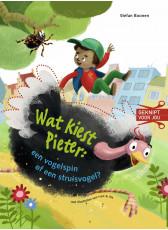 Wat kiest Pieter: een vogelspin of een struisvogel? (AVI M4)