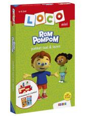 Loco mini rompompom pakket taal & lezen