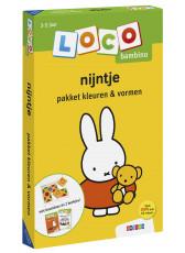 Loco bambino nijntje pakket kleuren & vormen