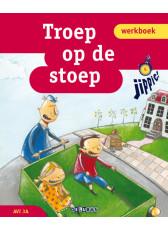 Jippie 5 Troep op de stoep - werkboek
