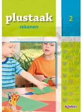 Plustaak Rekenen nieuw, 2 Werkboek