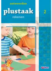 Plustaak Rekenen nieuw, 2 Antwoordenboek