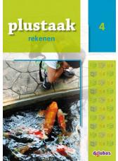 Plustaak Rekenen nieuw, 4 Werkboek