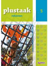 Plustaak Rekenen nieuw, 5 Werkboek