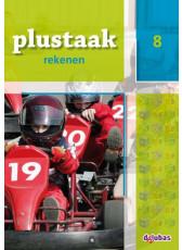 Plustaak Rekenen nieuw, 8 Werkboek