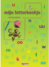 Van beginnende geletterdheid tot lezen - Mijn letterboekje nieuw antwoordenboek