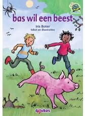 Samenleesboeken serie 6 - bas wil een beest (Start, M3)