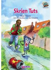 Samenleesboeken serie 6 - Skrien Tuts (E3, M4)