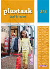 Plustaak Taal & Lezen Nieuw 2/3 werkboek (Boeken)