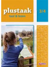 Plustaak Taal & Lezen Nieuw 3/4 werkboek (Boeken)