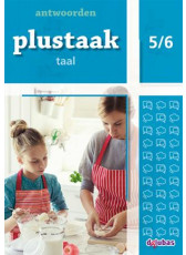 Plustaak Taal Nieuw 5/6 antwoordenboek