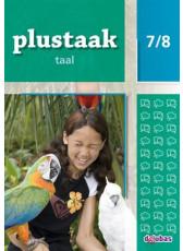 Plustaak Taal Nieuw 7/8 werkboek