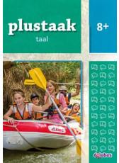 Plustaak Taal Nieuw 8+ werkboek