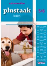 Plustaak Lezen Nieuw 5/6 antwoordenboek