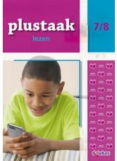 Plustaak Lezen Nieuw 7/8 werkboek