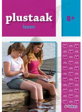 Plustaak Lezen Nieuw 8+ werkboek