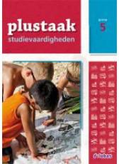 Plustaak Studievaardigheden 5 - werkboek