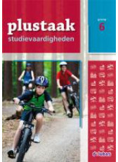 Plustaak Studievaardigheden 6 - werkboek