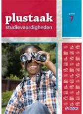 Plustaak Studievaardigheden 7 - werkboek