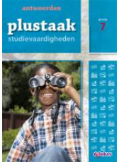 Plustaak Studievaardigheden 7 - antwoordenboek