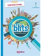 Blits 2 - grp7 - toetsantwoordenboek