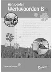 9789060525081 Blokboek Werkwoorden b antwoordenboek