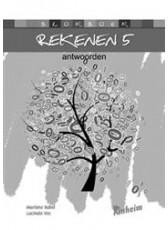 Blokboek Rekenen 5 Antwoorden