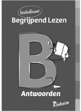 Kerndoeltrainer Begrijpend Lezen B - antwoordenboek