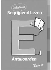 Kerndoeltrainer Begrijpend Lezen E - antwoordenboek