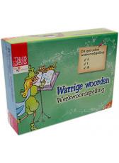 9789077990629 - Warrige woorden - Werkwoordspelling