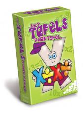 Het Tafels kaartspel