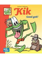 Kik Goed gek! (AVI-E3) (Boeken