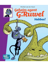 Geheim agent G. Ruwel / Hebbes!