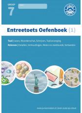 Entreetoets oefenboek 1 - Opgaven voor rekenen en taal - Groep 7