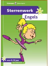 Sterrenwerk Engels 8-10 jaar - 1 werkboek 2
