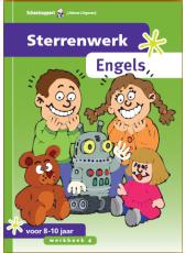 Sterrenwerk Engels 8-10 jaar - 1 werkboek 4