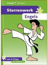 Sterrenwerk Engels 8-10 jaar - 1 werkboek 5