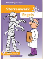 Sterrenwerk Engels 10-12 jaar - 1 werkboek 4