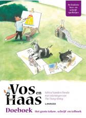 Vos en Haas doeboek het grote teken, schrijf- en telboek