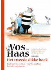 9789401440394 Het tweede dikke boek van vos en haas