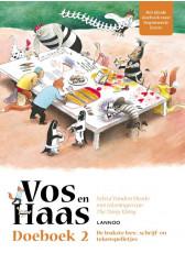 Vos en Haas doeboek 2 - het grote teken, schrijf- en telboek